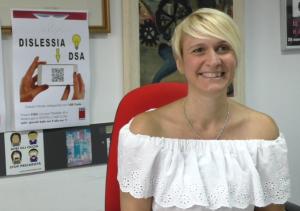 Tamara Tonelli delegata Cgil Sportello Amico DSA