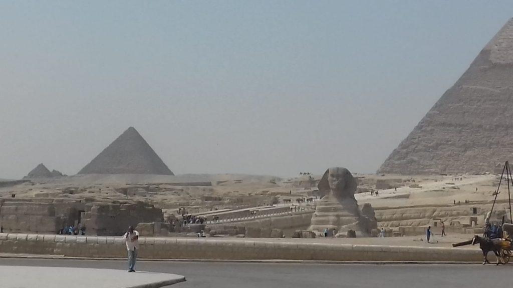 tappa a Il Cairo, 29.9.18