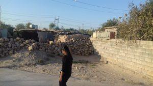 campo profughi Mahmura, 30.9.18