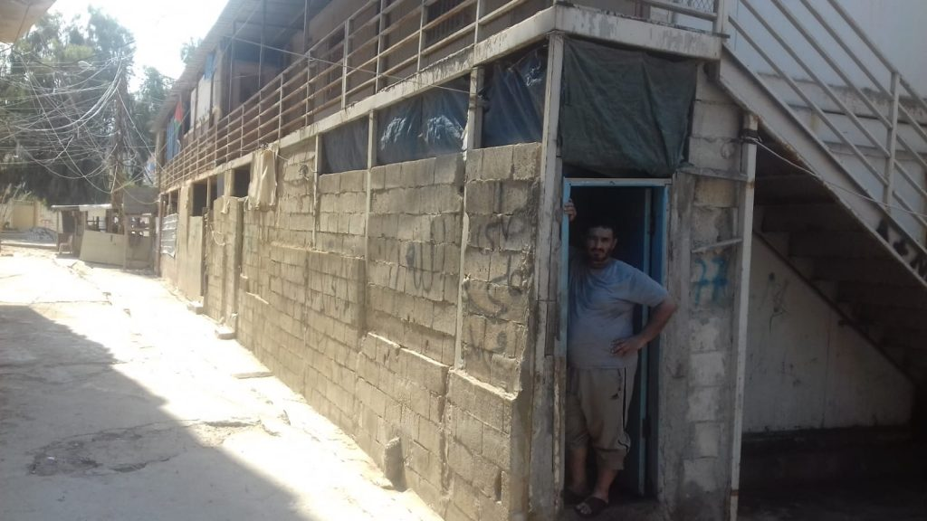 Nahr El Bared Camp Nord Libano, 20.9.18