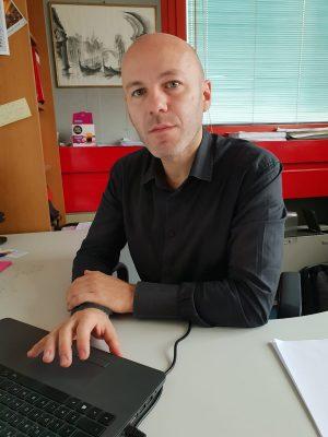 Adriano Montorsi, segretario Filt Cgil