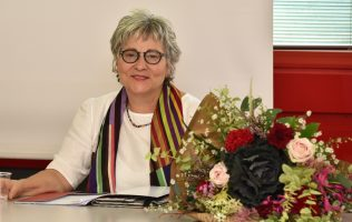 Antonietta Mencarelli, segretario Sunia