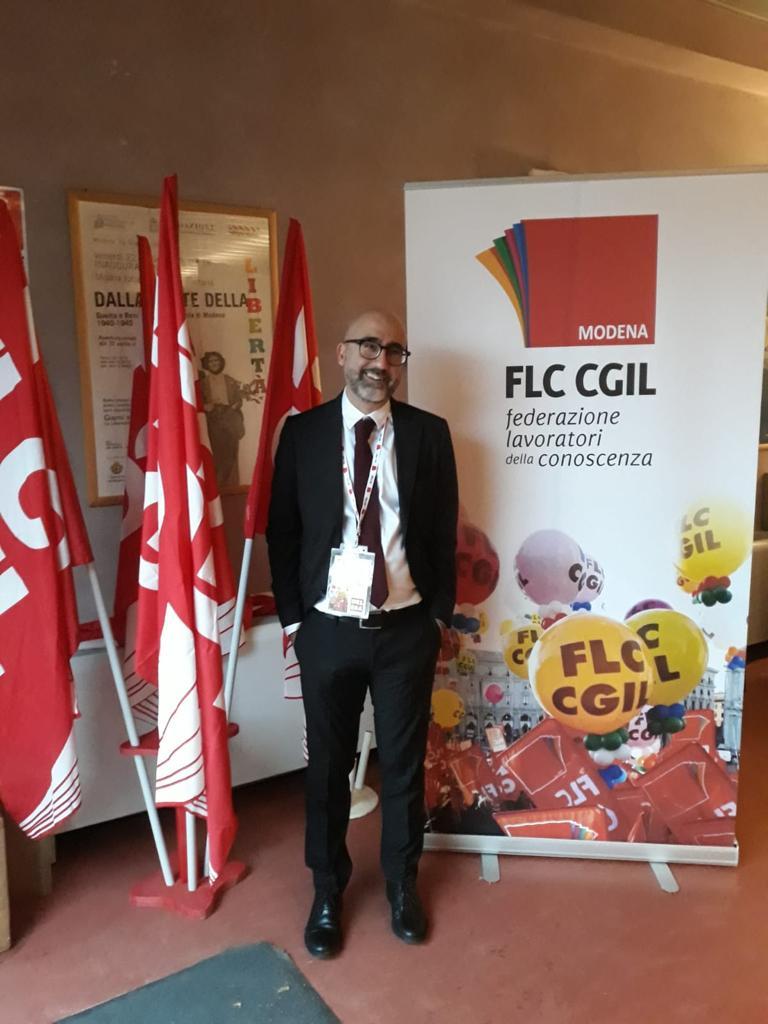 Claudio Riso segretario Flc