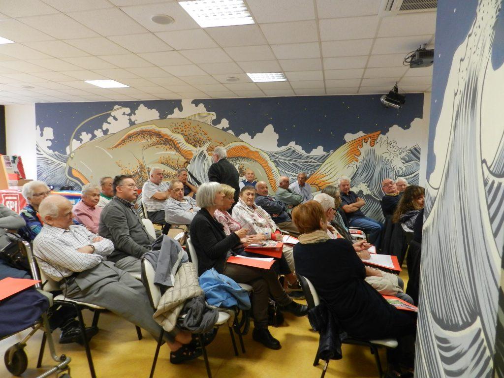 congresso lega Spi san faustino-madonnina 2.10.18 (S.Serri)