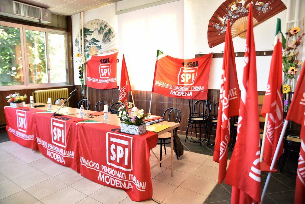 congresso Lega Spi S.Lazzaro-MoEst-Crocetta-C.Storico, 4.10.18 (Dante Fogliani)