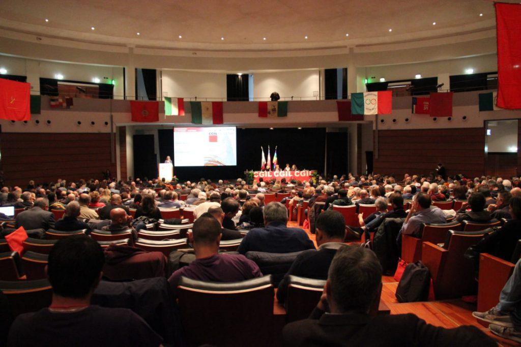 18° congresso Cgil Modena