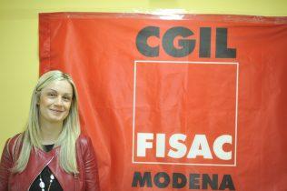 Ester Govoni segretario Fisac Cgil