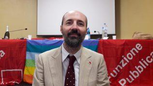 Fabio De Santis segretario Fp