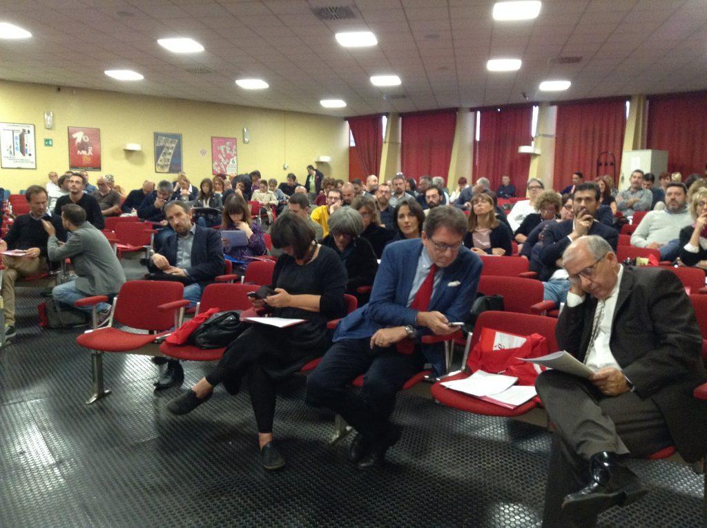 Congresso Fp Cgil Modena 10.10.18