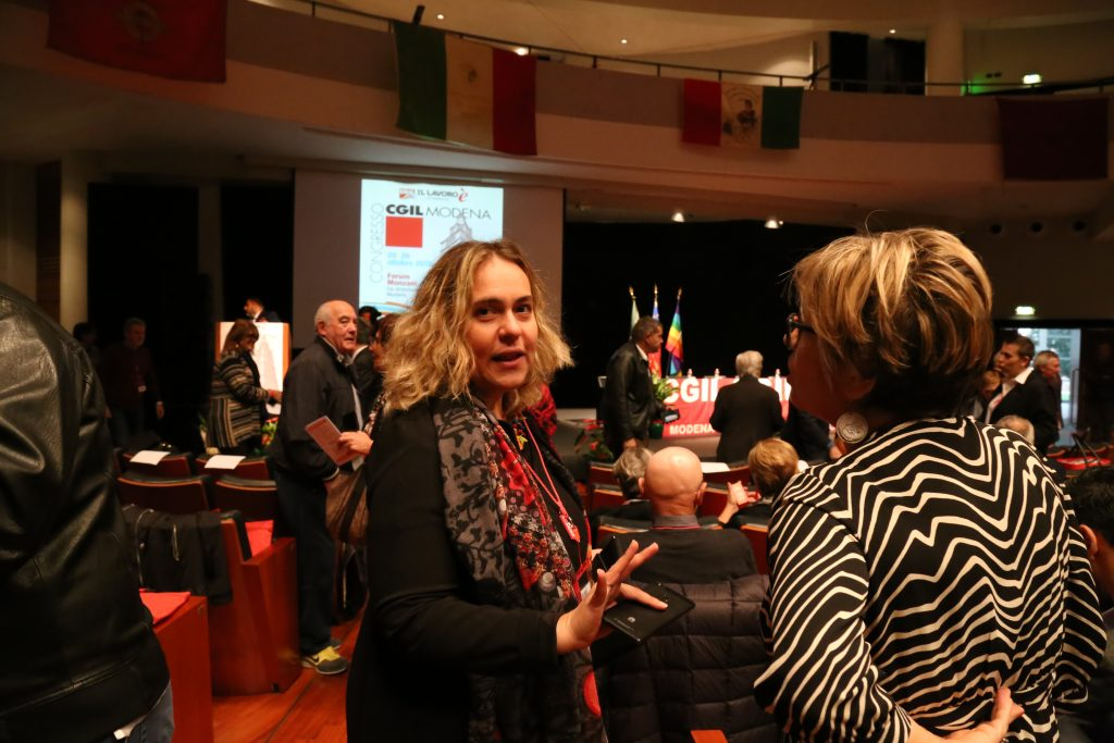 Congresso Cgil (ph. Giada Catanoso)