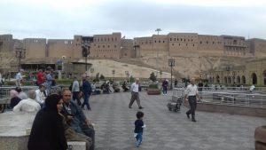 La bella cittadella di Erbil, 8.10.18