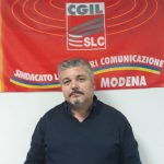 Marco Balili segretario Slc Cgil