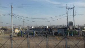 Verso Suleymanhia, campo profughi siriani