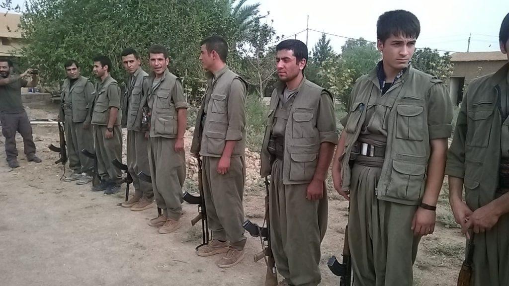 soldati kurdi, 2.10.18