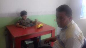 centro assistenza handicap Mahmura, 2.10.18