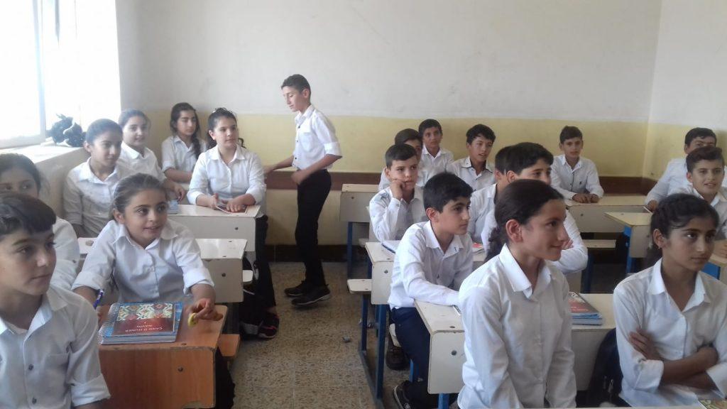 scuola elementare e media mahmura, 2.10.18