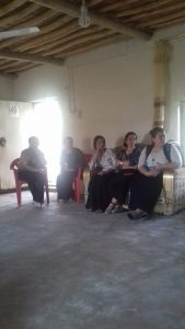 Cooperativa delle donne. Coordina 5 asili per 250 piccoli. Producono anche prodotti artigianali