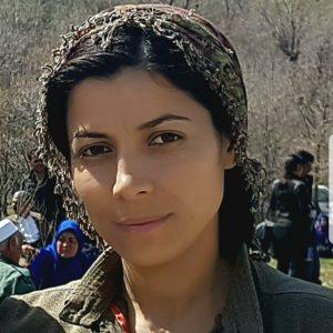 comandante truppe femminili kurde