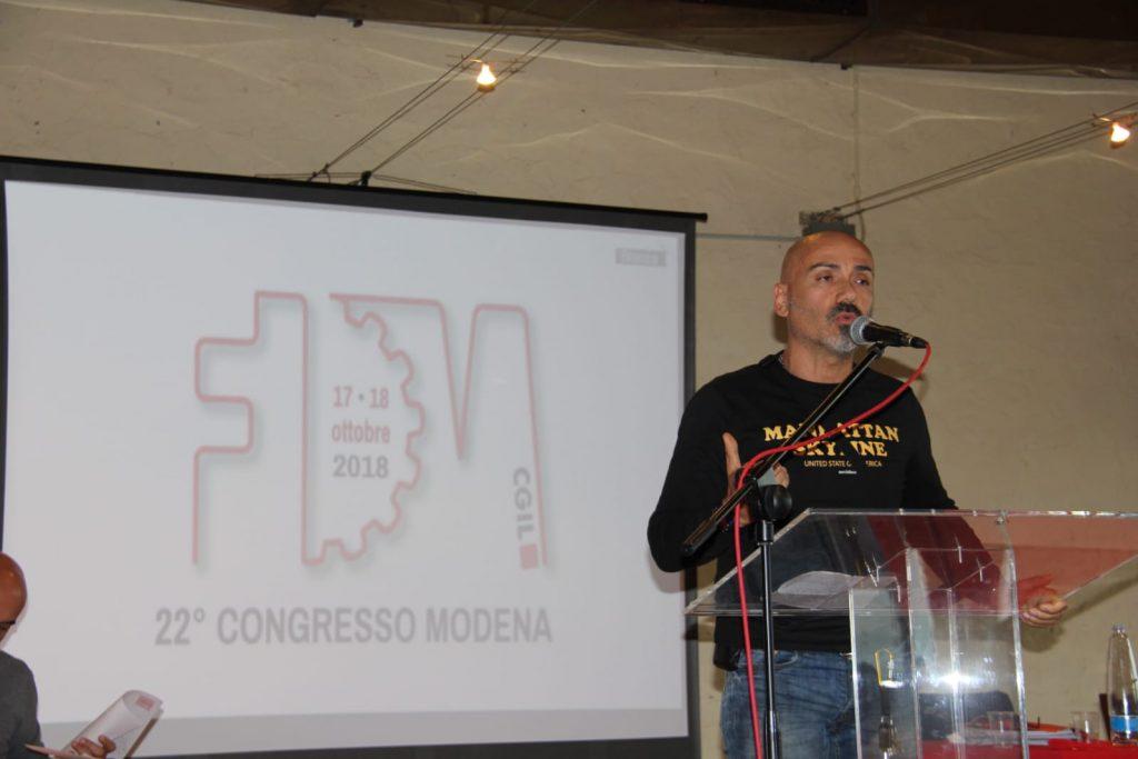 congresso Fiom