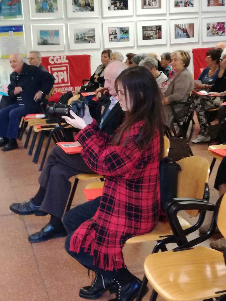Congresso lega Spi buon pastore sanagnese, 3.10.18(S.Serri)