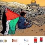giornata solidarietà popolo palestinese, 29.11.18