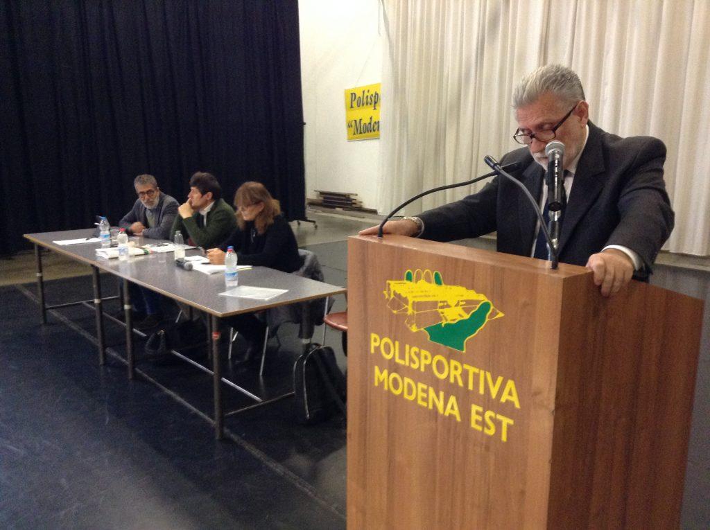 Attivo Cgil Cisl Uil Modena, 27.11.18