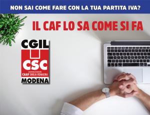 Partite IVA individuale - Csc Caaf Cgil Modena