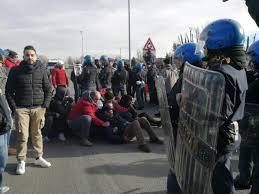 Italpizza protesta dic 2018