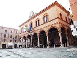 palazzo comunale Mirandola