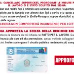 Rimozione superticket per redditi familiari fino a 100 mila euro - Proroga misure anticrisi e sisma 2012