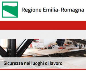 Sicurezza nei luoghi di lavoro - Inail nella Regione Emilia-Romagna