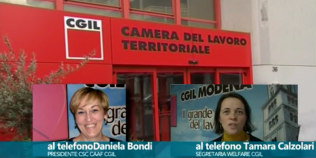 Reddito di cittadinanza: primissime valutazioni di Daniela Bondi e Tamara Calzolari (Cgil Modena)