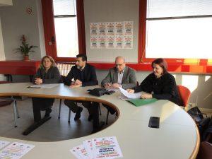 conferenza stampa sciopero sanità privata 28.1.19