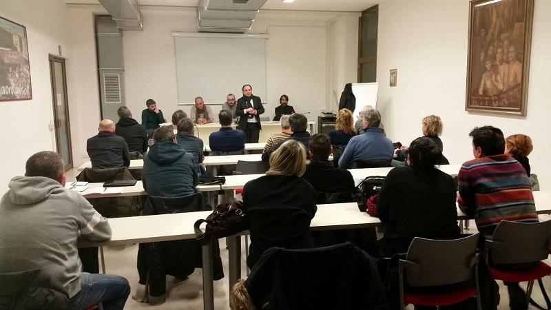 assemblea lavoratori Frama Action 10.1.19