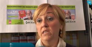 Daniela Bondi intervista reddito cittadinanza