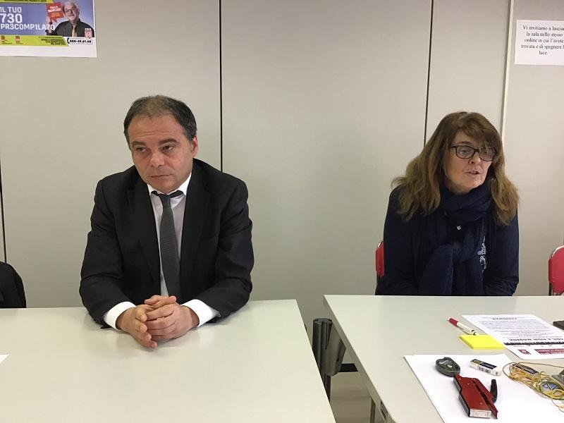 conferenza stampa 20.2.19 per presidio 25.2.19 Prefettura