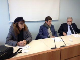 gozzi ballotta tollari, conferenza stampa 5.2.19