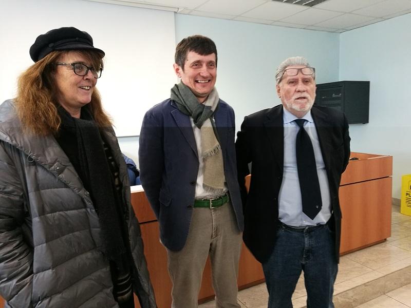 gozzi ballotta tollari, conf. stampa 5.2.19