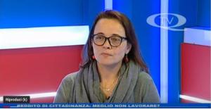 Tamara Calzolari TV Qui
