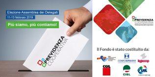 Previdenza Cooperativa - Elezioni 2019