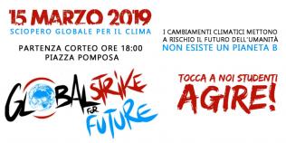UDU - Global strike for future