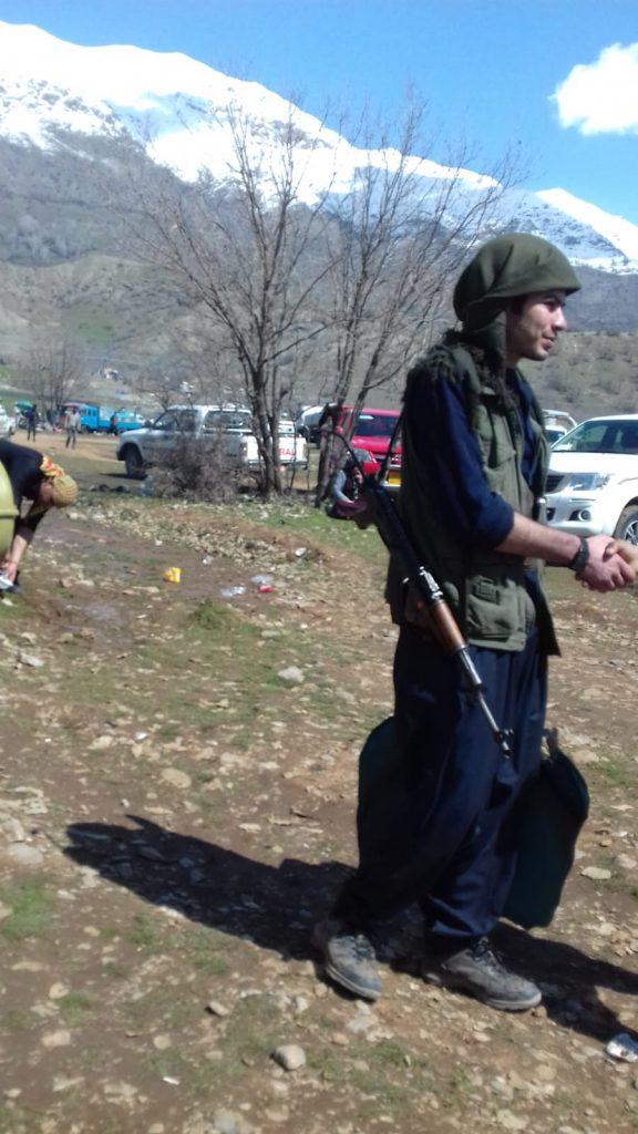 Festa della resistenza kurda sui monti di Qandil, 21.3.19