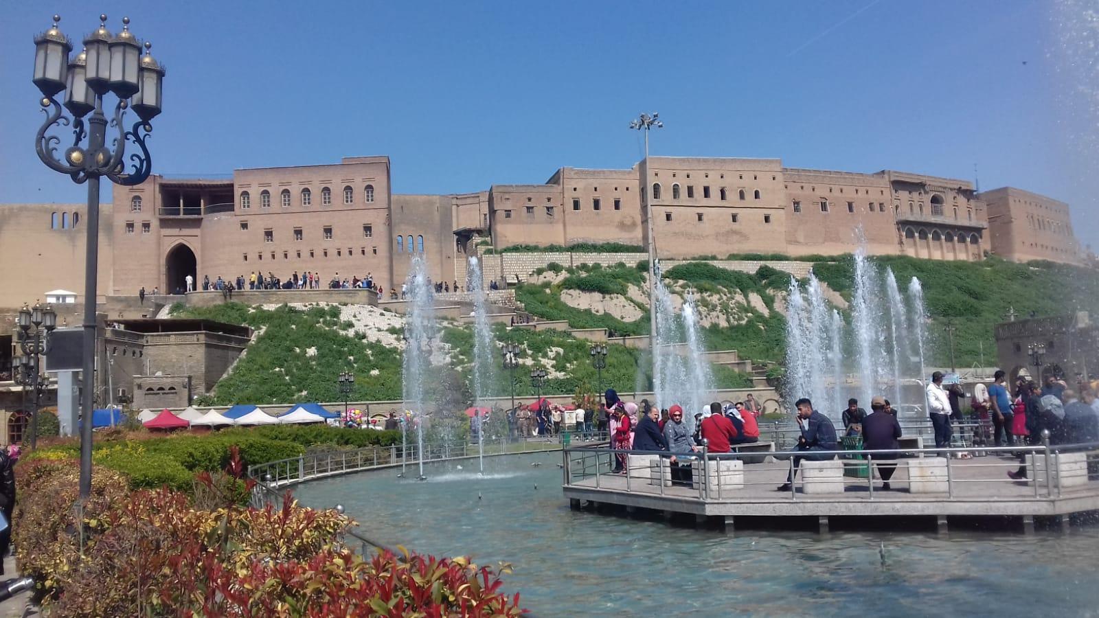 Erbil bellissima e patrimonio culturale dell'umanità, prima o poi dovrai venirci, 22.3.19