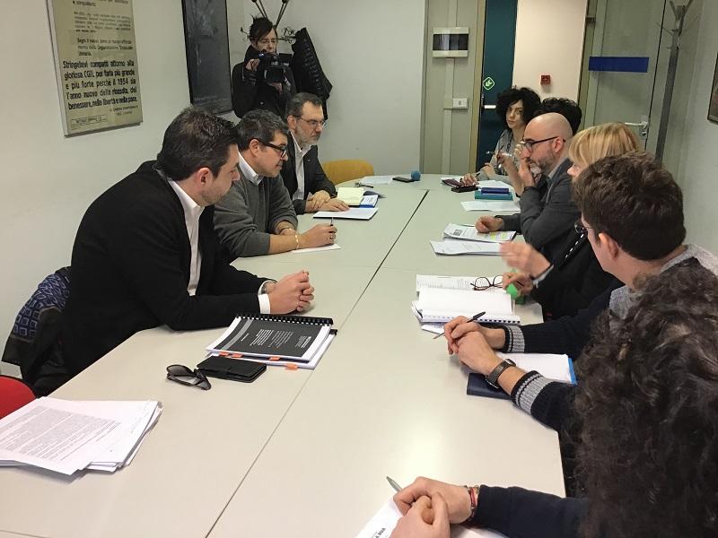 sindacati scuola consiglieri regionali, 1.3.19