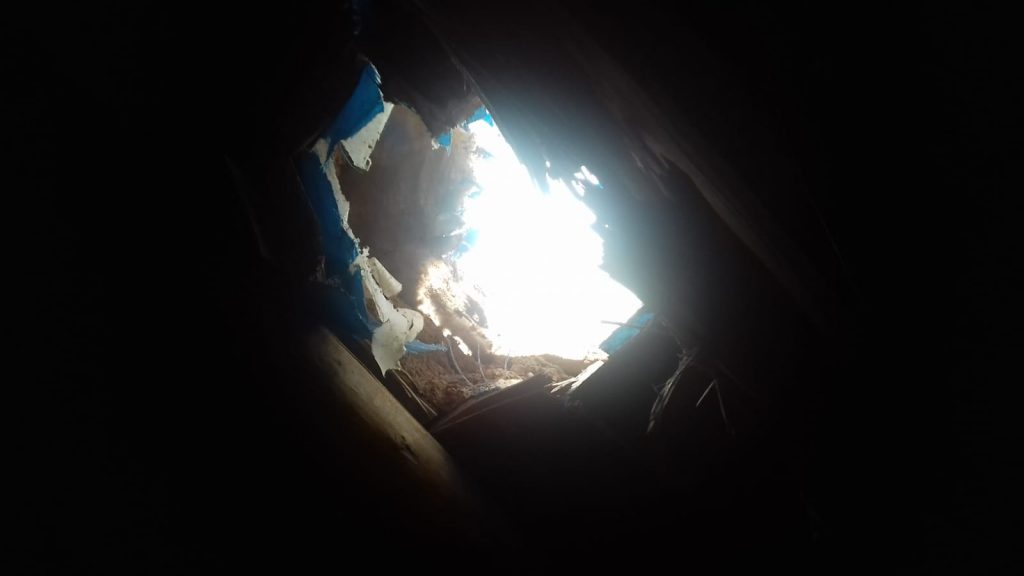 bombardamenti Makhmura