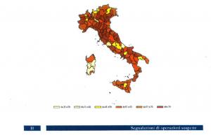 mappa Uif segnalazioni sospettte riciclaggio