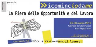 Ricomincio da me - Modena, 25-30 marzo 2019