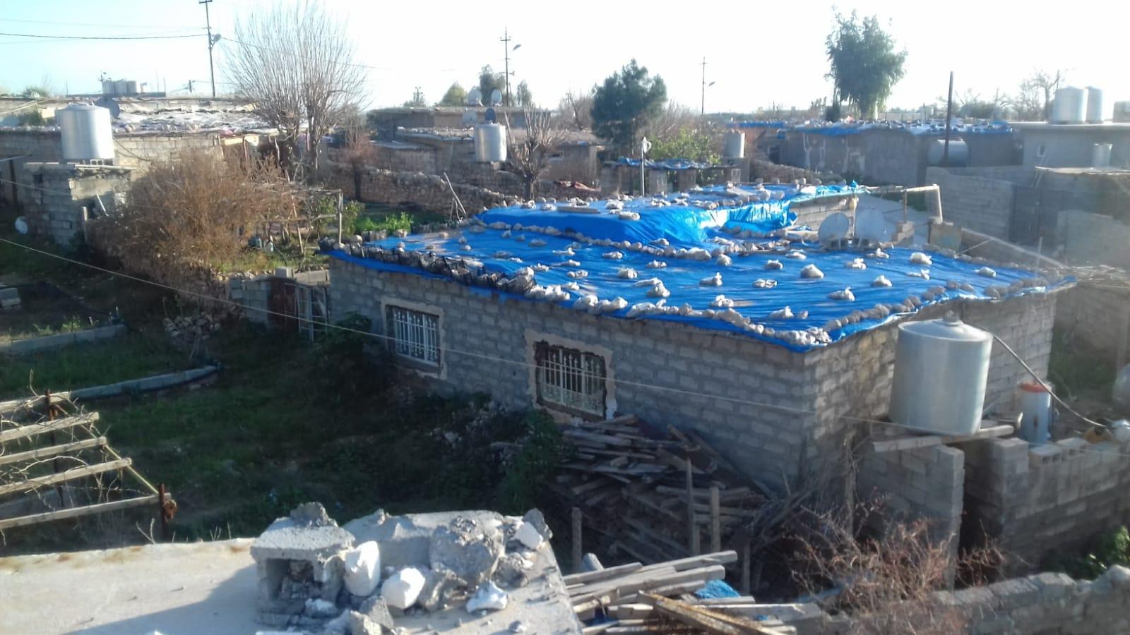 Campo profughi kurdo - Nord Iraq - Erbil