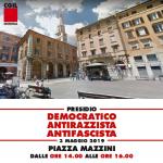 presidio antifascista 3.5.19