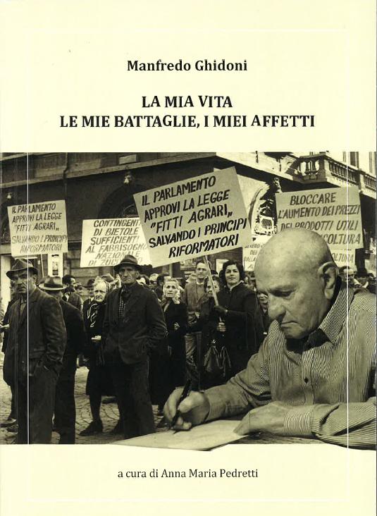 frontespizio libro Manfredo Ghidoni